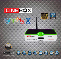 CINEBOX FANTASIA X ATUALIZAÇÃO - 29/06/2017