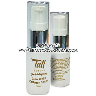 Tati Glow White Collagen Serum