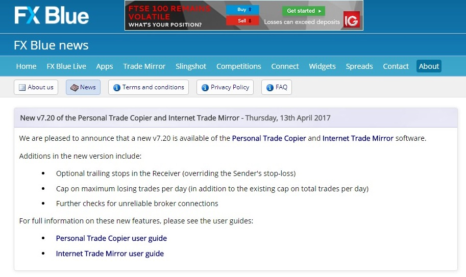 Trade Mirror and Trade Copier With MT4i ~ informasi seputar dunia forex