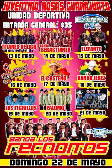 expo feria juventino rosas 2016