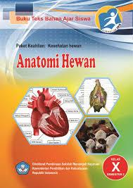 Download Buku Paket Anatomi Hewan Semester 2 Kurikulum 2013 Revisi Terbaru PDF