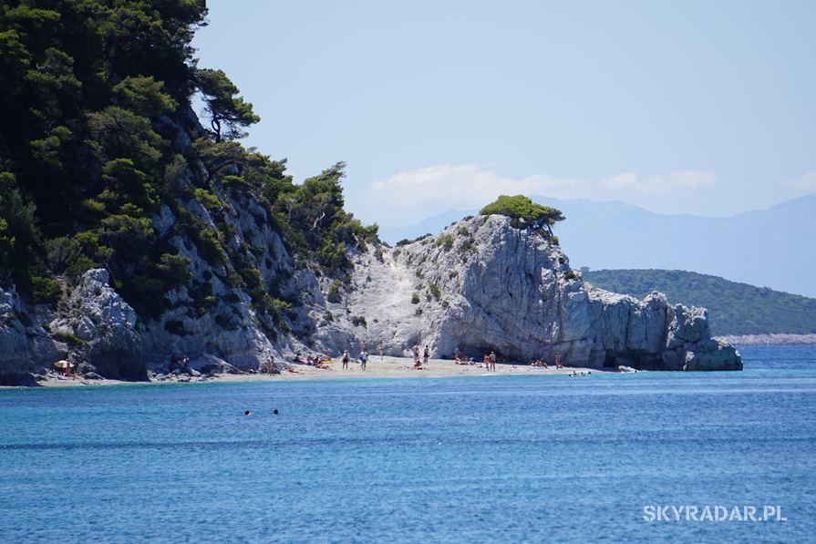 Hovolo Beach - Grecja Skopelos