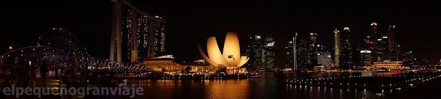 Presupuesto,singapur,gasto diario,promedio, dolares, mochilero