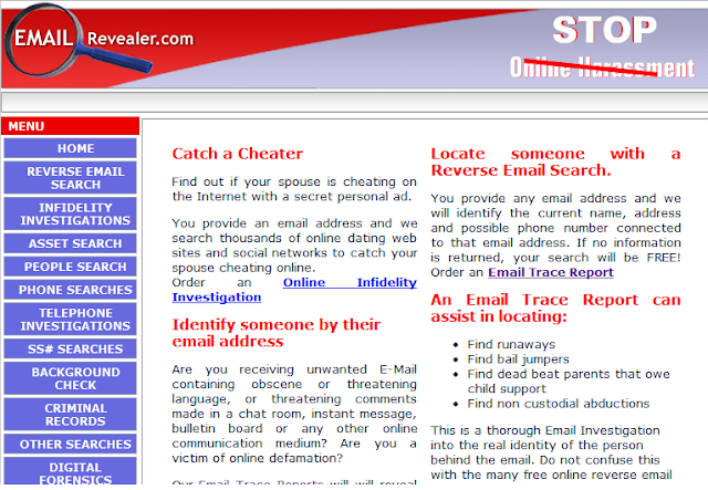 Emailrevealer.com Launches New Email Hacking Investigation service !