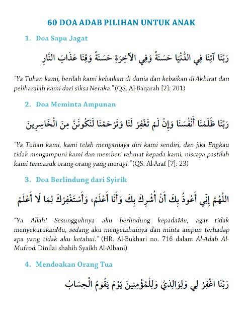 Kumpulan Doa Islam Pdf