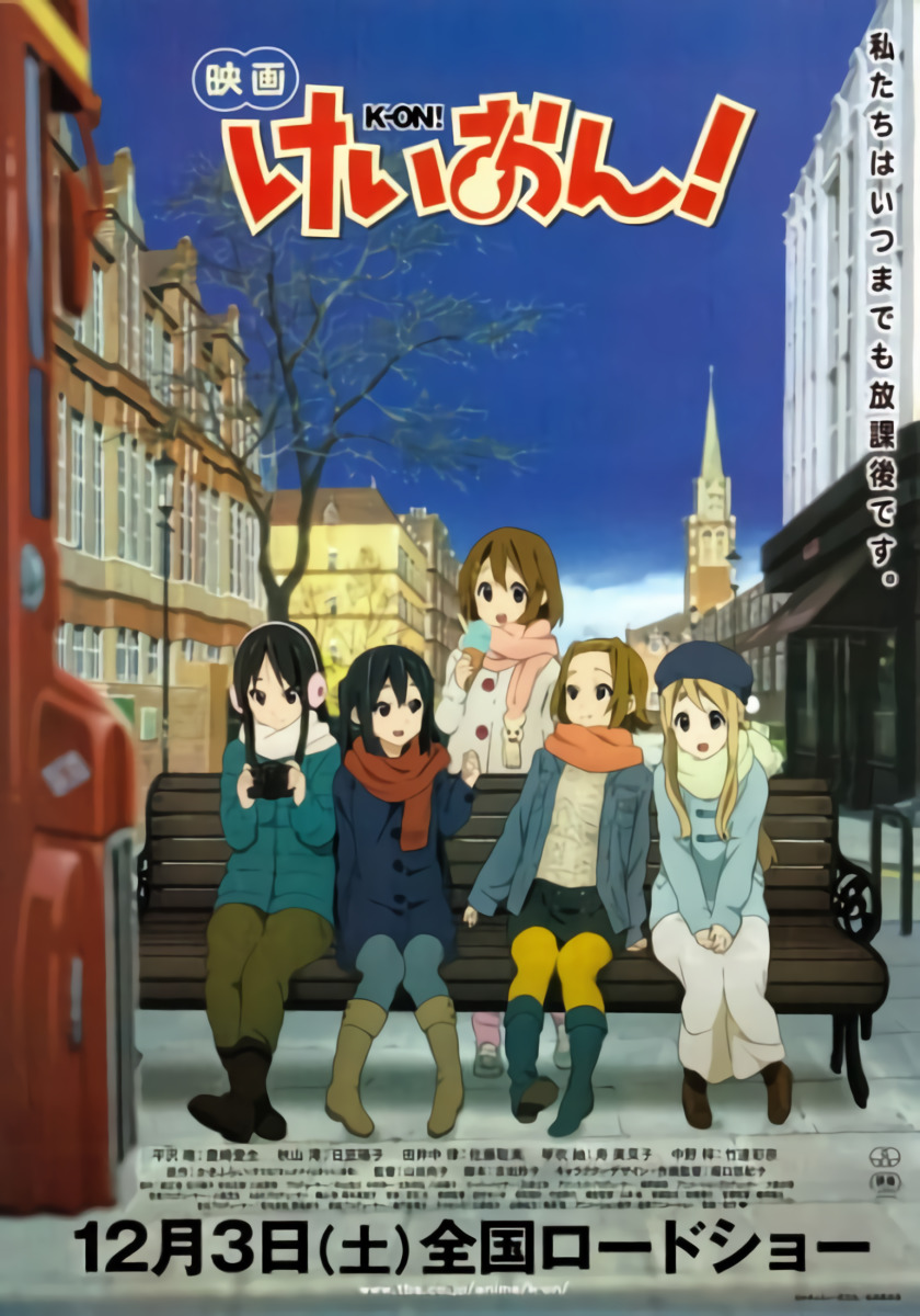 K-On! Movie BD Batch Subtitle Indonesia [x265]