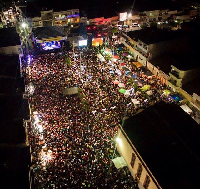 FESTA DE REIS: São Joaquim do Monte realiza entre os dias 12 e 14 deste mês a tradicional festa de Reis