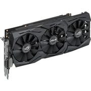 ROG STRIX-GTX1060-6G-GAMING GeForce GTX 1060 Graphic Card - 1.53GHz Core - 1.75 GHz Boost Clock - 6 GB GDDR5 - PCI Express 3.0 - Dual SlotSpace Required - 192 bit Bus Width - Fan Cooler - OpenGL 4.5 - 2 x DisplayPort- 2 x HDMI - 1 x Total Number of DVI (1 x DVI-D) - PC
