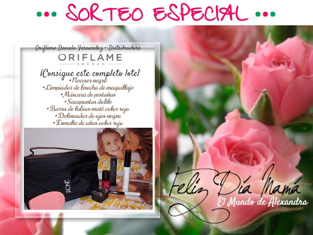 cosméticos Oriflame