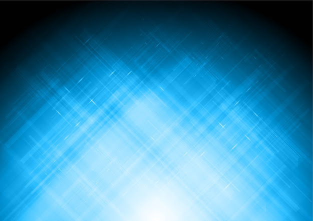 Free Vector Blue Light Background  Vector