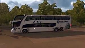 ECS Drivers Realistic Bus mod