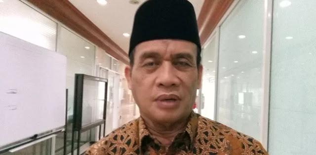 Gerindra: Orang Jahat Saja Diterima di Masjid, Masak Capres Tidak Boleh?