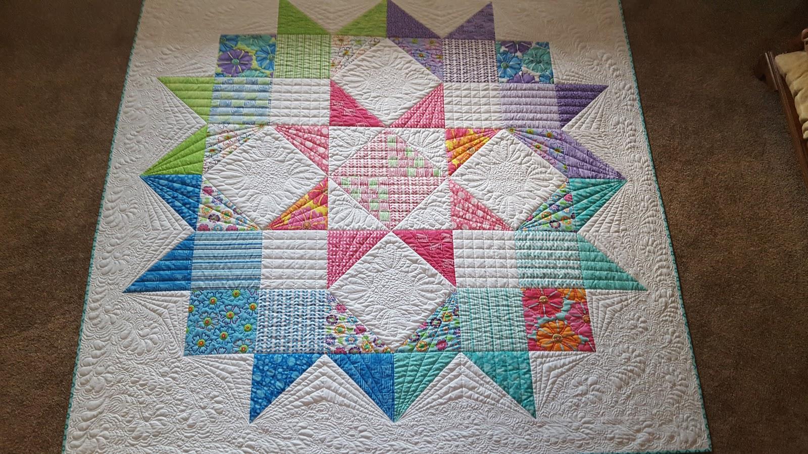 Larger Quilts