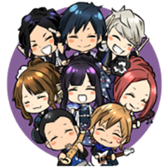 Wagakki Band Stickers