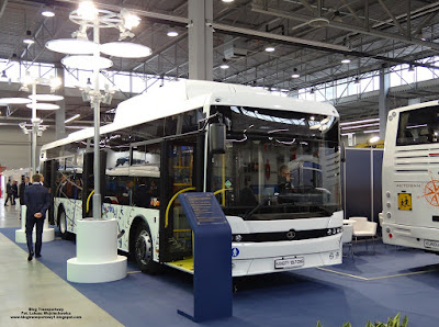 Autosan Sancity 12LF CNG, TransExpo 2016