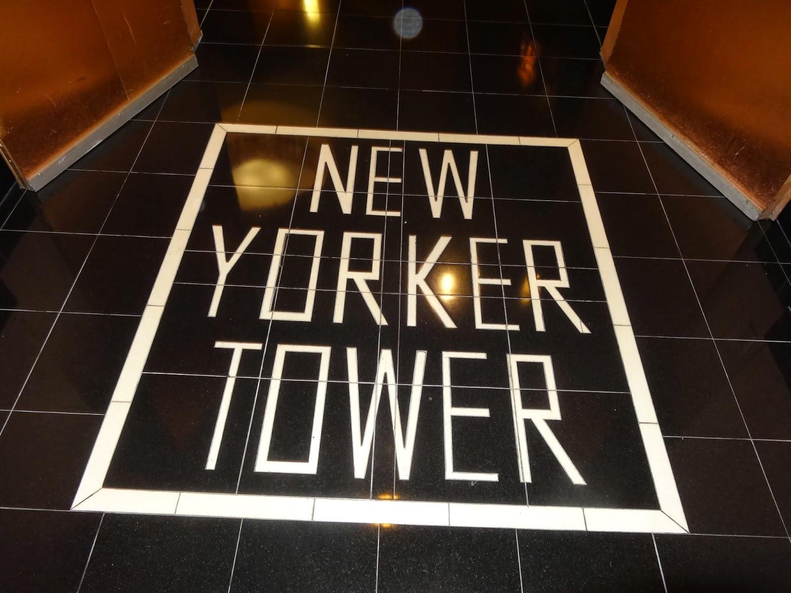 New Yorker Hotel Addreb