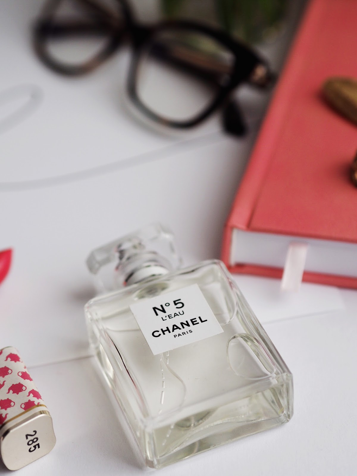 Lifestyle | Defining Success; Chanel L'Eau Perfume