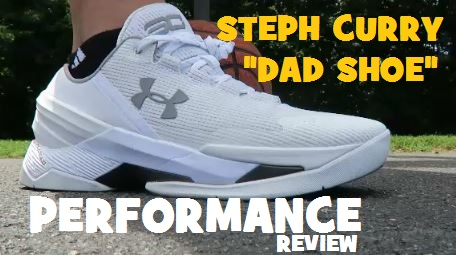 Funny Performance Review of the Under Armour Steph Curry Low