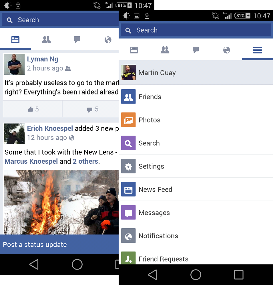 Facebook Lite? Is it really lite? Would this fix most of the