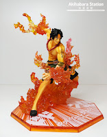 Figuarts Zero One Piece Monkey D.Luffy & Portgas D.Ace - Brother's Bond