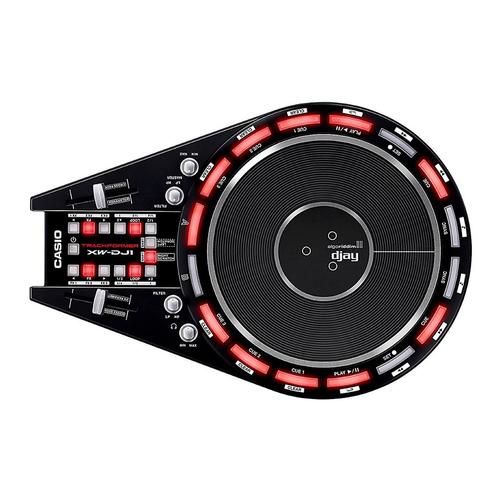 Casio XW-DJ1 DJ Controller