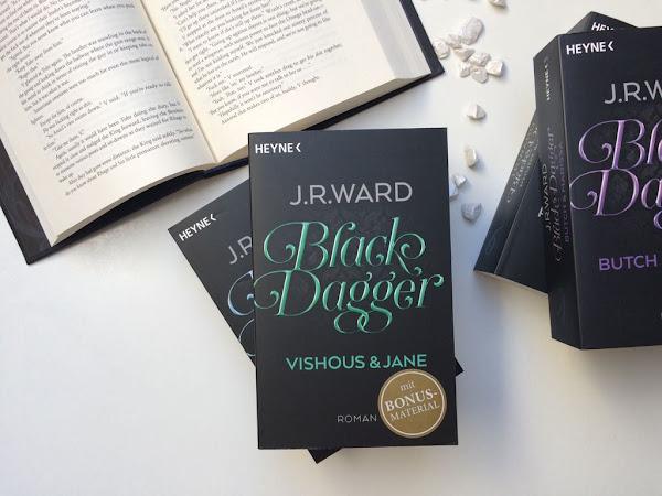 Rezension zu Black Dagger - Vishous & Jane von J.R. Ward