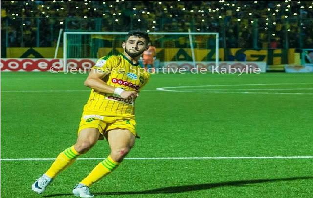JSK | Hamroune : « Je vise l'Équipe Nationale »