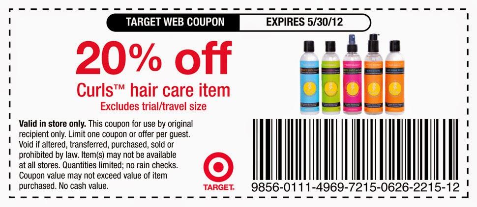 target manufacturer coupons