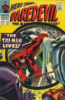 Daredevil #22, Tri-Man