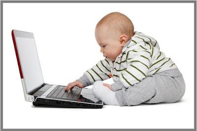 Cara Tepat Memperkenalkan Penggunaan Laptop Kepada Anak