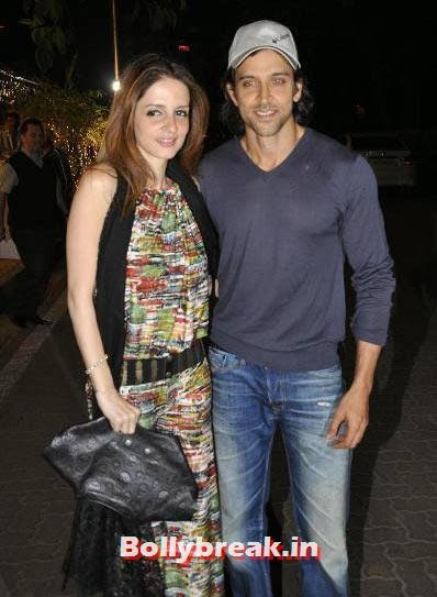 Hrithik Roshan and Sussanne:, Hrithik and Sussanne marriage in pictures
