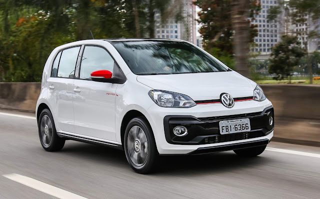 Volkswagen Up! Pepper 2018