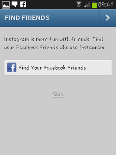 cara mendaftar akun instagram