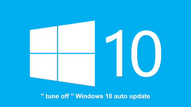 How to turn off windows 10 update permanently