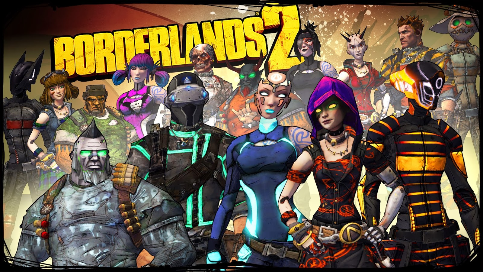 download Borderlands 2 torrent from here.