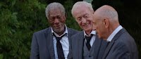 Going In Style Alan Arkin, Morgan Freeman and Michael Caine Image 9 (14)