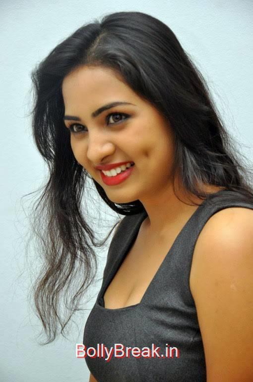 Kollywood Actress Srushti Dange, Srushti Dange Hot Pics from Darling Tamil Movie Audio Launch