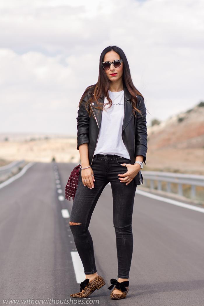 BLogger influencer de Valencia con ideas de looks para inspirarse