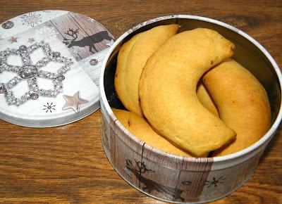 marokańskie ciastka migdałowe