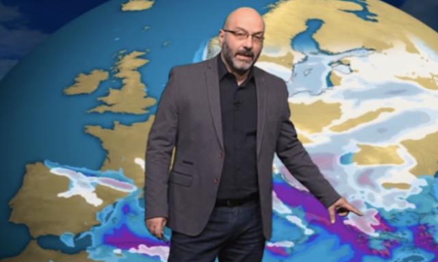 Αρναούτογλου: Δεν λέει να χειμωνιάσει - Χωρίς τις απαραίτητες βροχές ο Νοέμβρης (βίντεο)