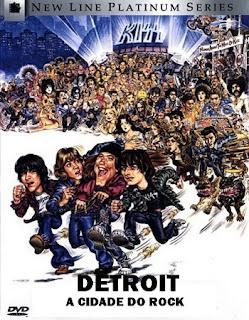 Detroit a Cidade do Rock – Dublado