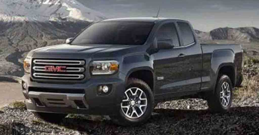 2017 gmc canyon changes redesign release date asistcarz com. Black Bedroom Furniture Sets. Home Design Ideas