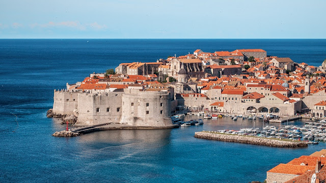 dubrovnik, croatia, travel, pixabay