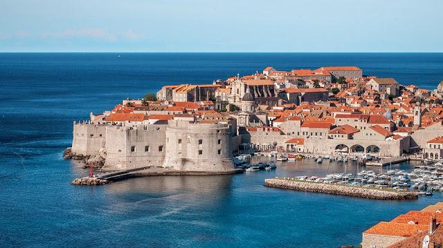 dubrovnik, croatia, travel, pixabay
