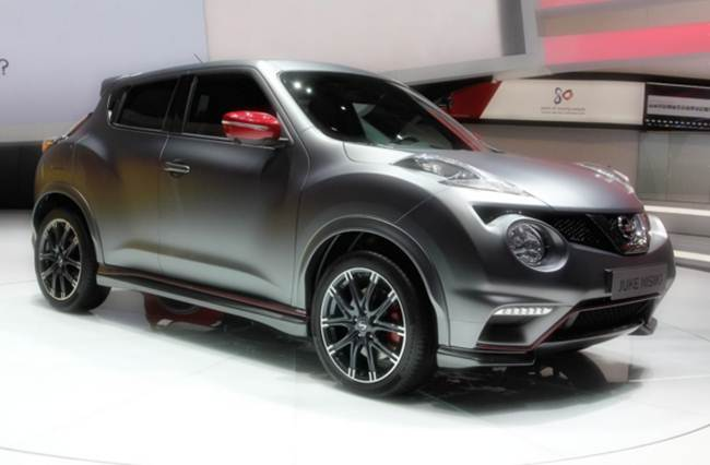 2017 Nissan Juke Nismo Rs Review