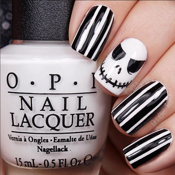 Nile Corp. Blog  Awesome Nail Art Designs for Halloween