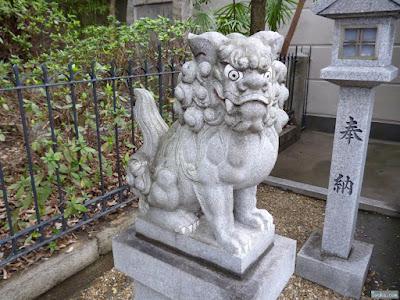 金刀比羅神社狛犬
