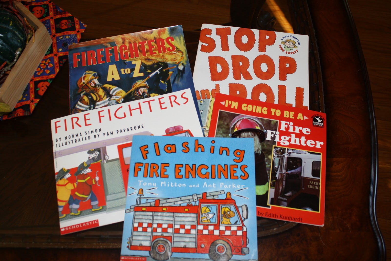 Let S Learn Something Together F Is For Fire Safety