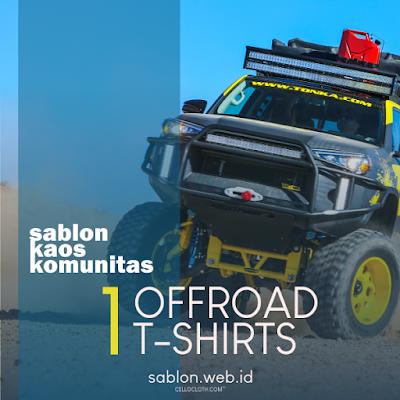 Desain Sablon Kaos Offroad Community - Jimny Katana  fc7d3ae31b
