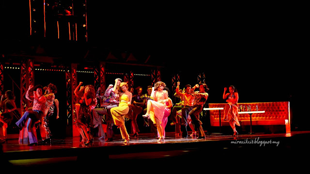 SATURDAY NIGHT FEVER THE MUSICAL IN MALAYSIA